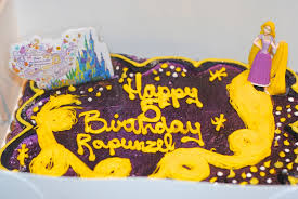 rapunzel turns five tangled birthday party ideas making lemonade