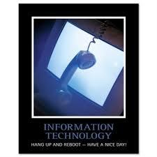 Information Technology Memes - humor prints information technology i print by paperdirect