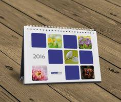 Small Desk Tent Calendar Desk Calendar 2017 Desk Calendars Calendar Design And Print
