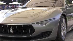maserati alfieri interior maserati alfieri concept news and opinion motor1 com