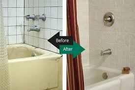 Replacing A Bathtub With A Shower Shower And Bathtub Wraps By Atlas Home Improvement