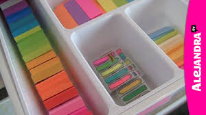 Organizing Desk Drawers by Organizing Notepads In The Home Office Youtube