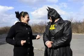 real life batman in dunajska streda slovakia 16 photos