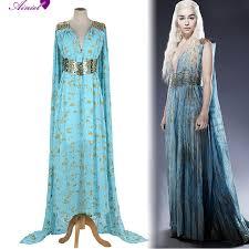 Halloween Costume Wedding Dress Buy Wholesale Daenerys Targaryen Halloween Costumes