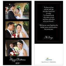 newly wed christmas card photo christmas card optionstruly engaging wedding