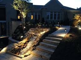 Landscape Lighting Ideas Pictures Outdoor Landscaping Lighting Browse This Gallery To View Some Of