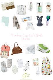 newborn essentials newborn essentials guide beginning with grace