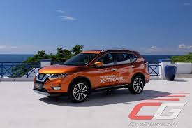 nissan updates the x trail for 2017 philippine car news car
