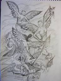 and demons by damnedqueen34 on deviantart