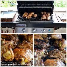 recette cuisine barbecue gaz cuisses de poulet au barbecue petits plats entre amis
