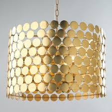 petite chandelier calzados page 59 linen drum shade chandelier magnetic crystals