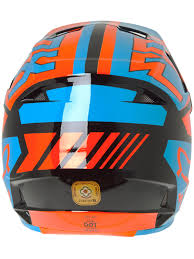 fox kids motocross gear fox black orange 2017 v1 falcon kids mx helmet fox