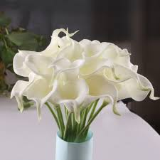 Calla Lily Home Decor by Compare Prices On Flowers Calla Lily Online Shopping Buy Low
