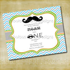 little man birthday invitations breathtaking custom mustache party invitations birthday party
