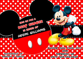 mickey mouse baby shower invitations baby shower for parents
