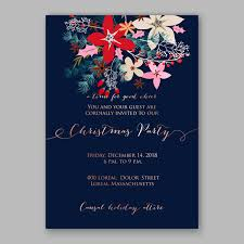 wedding wishes card template blue wedding cards template with flower vector 10 vector