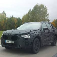 volvo xc60 interior 2017 iab reader spots the 2017 volvo xc60 testing in germany