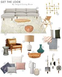 Is Livingroom One Word How We Styled Our Living Room To Sell Emily Henderson
