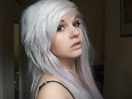 short white hair 11 wonderfully wild white hairstyles