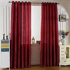 Curtains Ring Top 2017 Fashional 100 X 250cm Color Window Curtain Grommet Ring