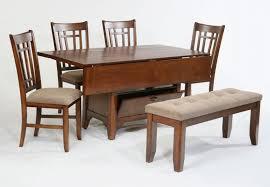Kitchen  Luxurious Drop Leaf Kitchen Tables Fabric Dining Chairs - Drop leaf kitchen tables for small spaces