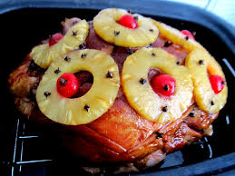food and thrift paula deen u0027s old fashioned baked ham