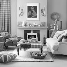 simple grey living room myonehouse net