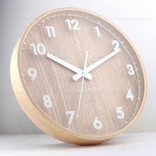 enchanting wall clock small 65 silver wall clock small small