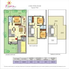 floor plans flora city namrata group pune residential