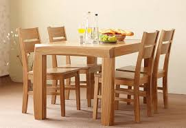 Table Six Restaurant Plain Wood Tables Full Of Oak Dinette Table Six Chairs Combination