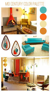 Best Sss Home Decor Images On Pinterest Midcentury - 60s home decor