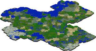 Lightning Strike Map Is There Lightning In The Desert Survival Mode Minecraft