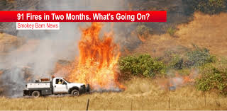 Barn Fires 91 Grass Fires In Two Months Report Says What U0027s Going On Updated