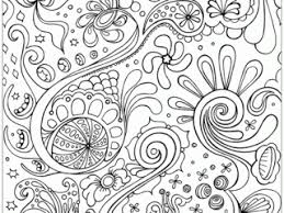 trend detailed coloring pages kids 22 free