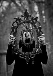 Mirror Mirror On The Wall Snow White From Spells Of Life The Hidden Pinterest Mirror Mirror