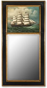 Home Interior Mirrors by Interior Paneled Mirror Cheap Framed Mirrors Trumeau Mirror