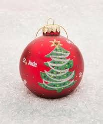 it s not late to purchase st jude ornaments to trim the tree