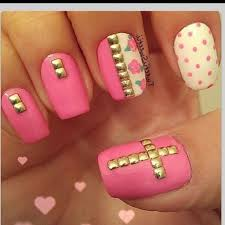 cross nail designs nail arts jaydakiss pinterest