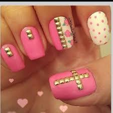 cross nail designs nail arts jaydakiss pinterest