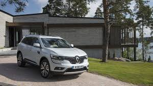 renault koleos 2017 interior 2018 renault koleos review appealing car faces stiff competition