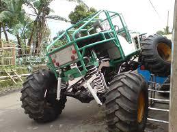 mobil jeep modifikasi terobsesi monster u2013 willys 1954