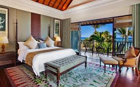 Resort Bedroom Design Best Luxury Villa Bali The Strand Residence St Regis Bali