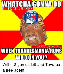 Memes New York - whatcha gonnado elitenhlmemes new york ticketstubking comv when