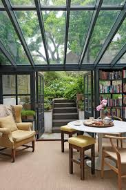 best ideas about small home libraries pinterest house going all glass with huge open atrium maple