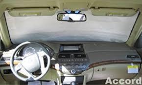 honda accord 2011 custom amazon com sunshade for honda accord sedan 2008 2009 2010 2011