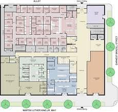 Rivergate Floor Plan Charming Medical Clinic Floor Plan Part 7 64u0027 X 48u0027