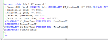 sql server create table primary key sql server sql foreign key constraint stack overflow