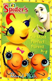 perfect parent spiders sunny patch friends david