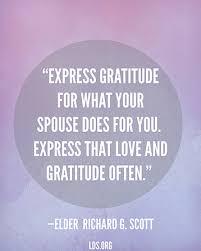 Gratitude Meme - express love and gratitude