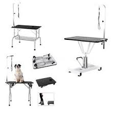 go pet club grooming table electric motor dog supplies